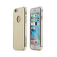Чехол Rock Infinite Series (Mirror) для Apple iPhone 6 Plus/6s Plus Gold