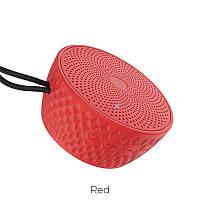 Портативная колонка Hoco BS21 Atom Red