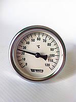 Термометр осевой (аксиальный) Watts T63/50S (F+R 801S 63 mm 0-120°C), фото 1
