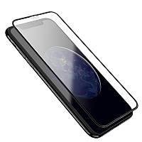 Защитное стекло Hoco Full screen curved surface HD 0.2mm (A2) для Apple iPhone Xs Max Black