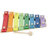 Развивающая музыкальная игрушка Ксилофон