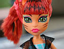 Кукла Monster High Торалей Страйп (Toralei Stripe) Монстры спорта Монстер Хай Школа монстров, фото 4