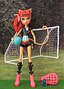Кукла Monster High Торалей Страйп (Toralei Stripe) Монстры спорта Монстер Хай Школа монстров, фото 5