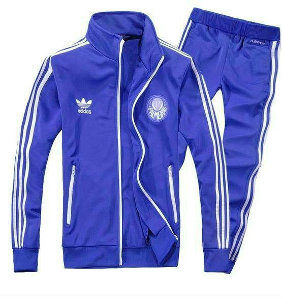 Спортивний костюм Адідас, чоловічий костюм Adidas, синій костюм, з лампасами, трикотажний