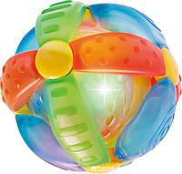 B kids Светящийся мячик (004341S) Интерактивная игрушка Sensory (21105043419)