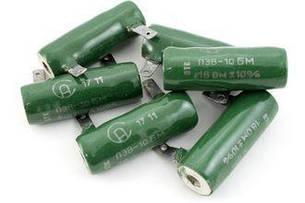 ПЭВ-10, 6,8 om, 5% резистор постійний дротяний, навантажувальний