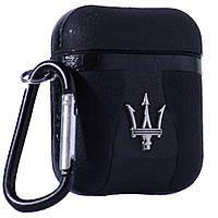 Чехол для Car Logo Airpods Case Maserati, Bambi