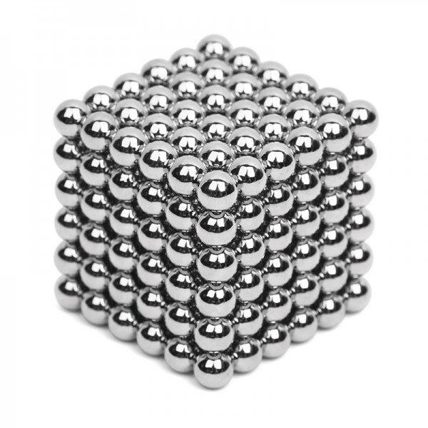 Игрушка конструктор головоломка Неокуб в боксе 216 магнитных шариков Neocube 5 мм