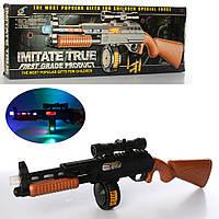 Ружье игрушечное 803B-2  56см, Bambi