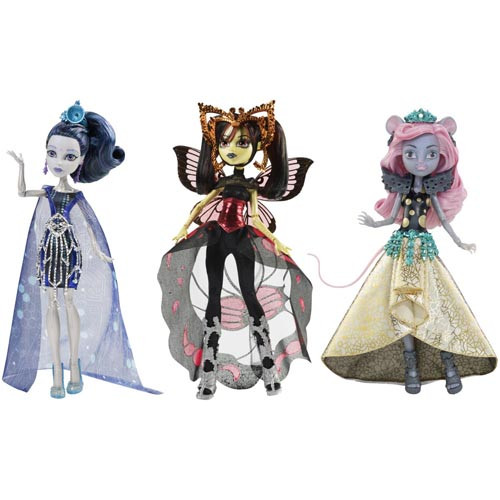 "Кукла Monster High ""Светские монстро-дивы"""