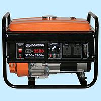 Генератор бензиновый DAEWOO GDA 3500 (2.8 кВт)