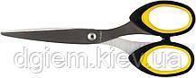 Ножницы цельнометаллические 160мм BUROMAX
