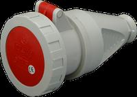 Промышленная розетка  герметичная, кабельная ISG 1643