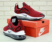 Мужские кроссовки в стиле Nike Air Max 720 White, фото 3