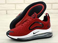 Мужские кроссовки в стиле Nike Air Max 720 White, фото 2