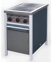 Плита электрическая ПЭ-2Ш,2-х конф., С жарочным шкафом