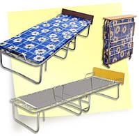 Раскладная кровать «Комфорт» на панцирной сетке