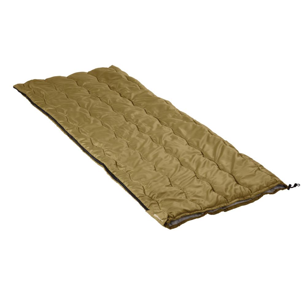 Спальный мешок Кемпинг Solo (Золото)