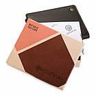 Тонкий чоловічий шкіряний гаманець BETLEWSKI RFID, фото 6