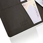 Тонкий чоловічий шкіряний гаманець BETLEWSKI RFID, фото 7