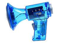 Рупор Voice Changer меняющая голос на мужской женский или голос робота игрушечный