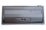 Аквариумная крышка Кристел КП-80/35м, прямоугольная, черная, 80х35 см