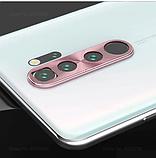 Алюмінієва захисна накладка на камери для Xiaomi Redmi Note 8 Pro /, фото 4