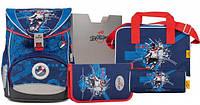 Ортопедический школьный ранец DerDieDas ErgoFlex Star-kicker
