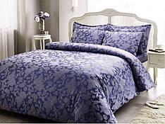 Комплект постельного белья Tivolyo Home Amelfi Lila евро