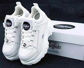 Кроссовки на платформе Buffalo London