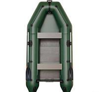 КМ-330 лодка КОЛИБРИ надувная четырехместная моторная ПВХ (Kolibri), подвижные сиденья. Серия Стандрат.
