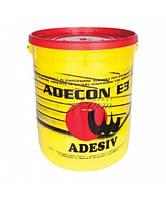 КЛЕЙ ДЛЯ ПАРКЕТА И ФАНЕРЫ (20кг) ADECON E3. Однокомпонентный клей Adesiv (Адезив, Италия). Воднодисперсионный