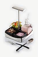 Подставка из нержавеющей стали Zieher 11,4x11,4см, сервировка стола, предметы сервировки б/у