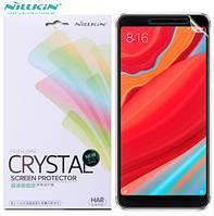 Защитная пленка Nillkin для Xiaomi (Ксиоми) Redmi S2 Глянцевая