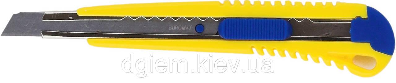 Ніж універсальний 9мм JOBMAX BUROMAX