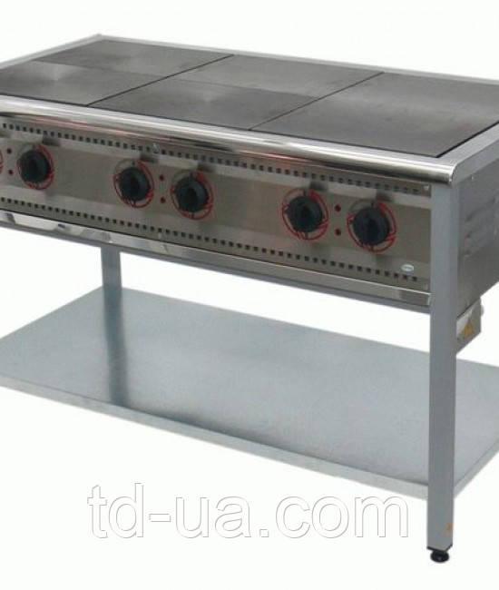 Плита электрическая ПЭ-6 Н без жарочного шкафа