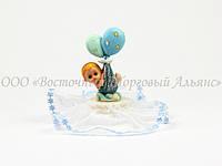 Фигурки новорожденных —  26158А Мальчик Modecor