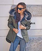 Женская весенняя куртка плащевка  розовый серый белый хаки s m l