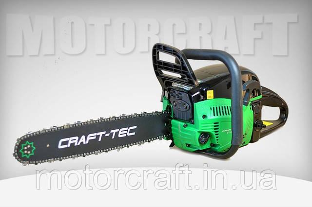 Бензопила Craft-Tec 5000 2014