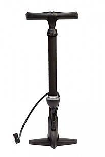 Насос підлоговий AV/FV (160psi) GIYO GF-43P з манометром Pl (чорний)