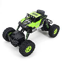 Джип Радиоуправляемый краулер Crazon Green Crawler 4WD 2.4G полноприводная машина для трофи (Зеленый)