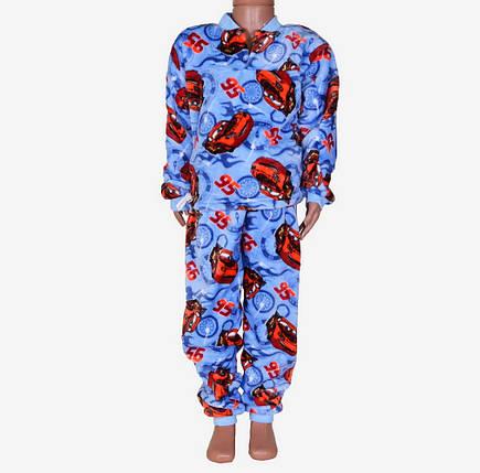 Махровая детская пижама (Мальчик+Девочка) (арт. M756), фото 2
