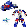 Трансформер Оптимус Прайм - Optimus Prime, TF4, Power Attacker, Hasbro
