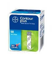 Тест-полоски Contour Plus 50 шт.