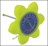 """Термометр плавающий """"Цветок"""" Kokido"""