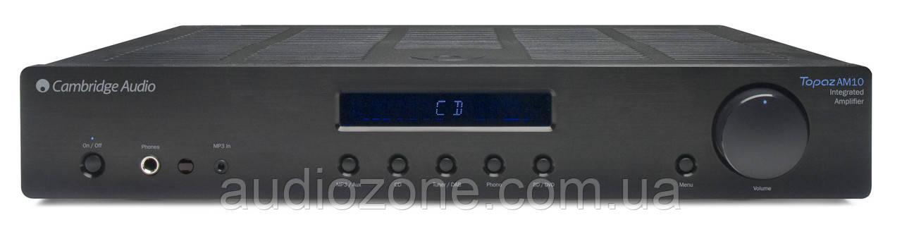 Интегральный стерео-усилитель Cambridge Audio Topaz AM10