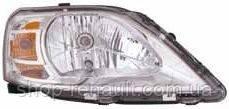 Фара передняя правая Фаза 2 Logan/MCV DEPO 551-1174R-LD-EM