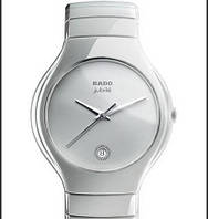 Часы Rado Jubile, кварцевые, металл, белые, фото 1