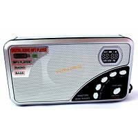 Радиоприемник Mason R-2720+USB,FM,MP3 player,Li-ion BL-5B,microSD LED дисплей+Стерео звук