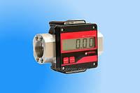 Счетчик учета большого протока топлива, легких масел - MGE-250, 10-250 л/мин (Gespasa)